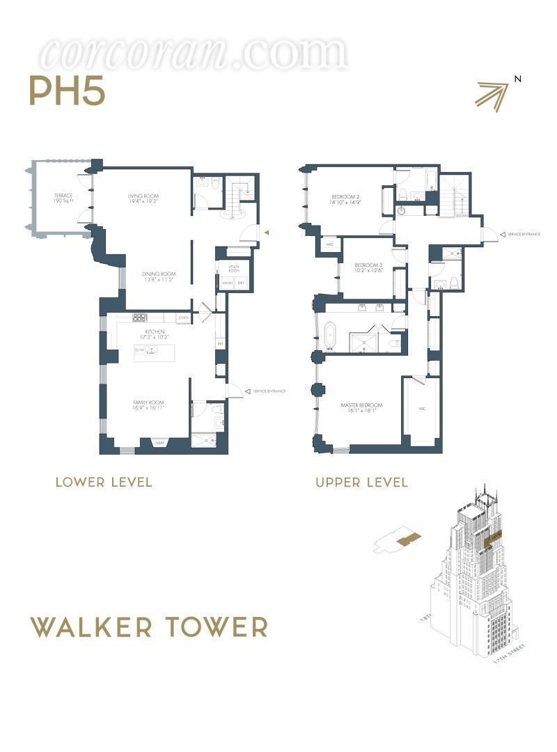 Streeteasy Walker Tower At 212 West 18th St In Chelsea