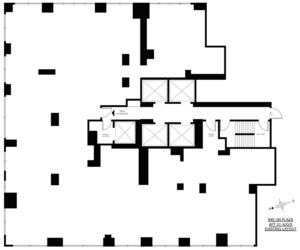 floorplan for 845 United Nations Plaza #51ADE
