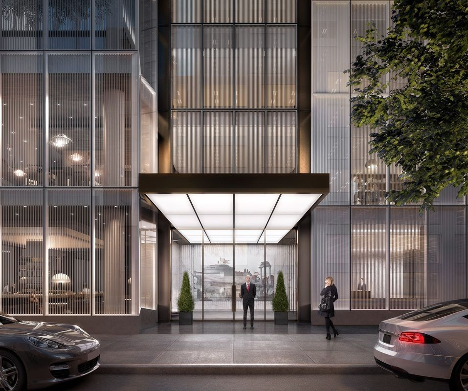 Tower 53 Condos For Sale And Condos For Rent In Manhattan: One Hundred East Fifty Third Street At 100 E 53rd St. In