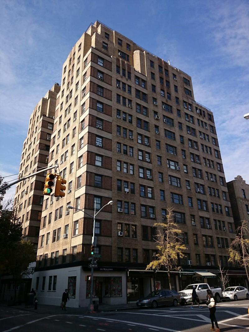 95 christopher street in west village manhattan naked for Manhattan west village apartments