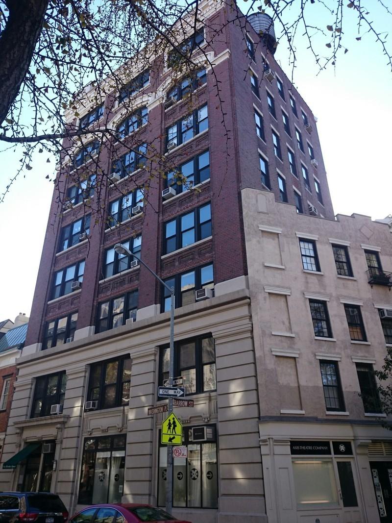1 Sheridan Square In West Village Sales Rentals