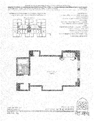 floorplan for 5 Tudor City Place #1739