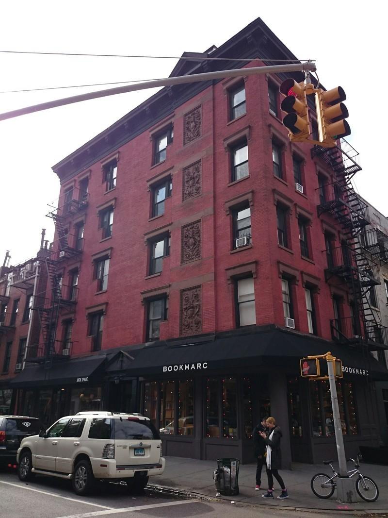 400 bleecker street in west village manhattan naked for Manhattan west village apartments