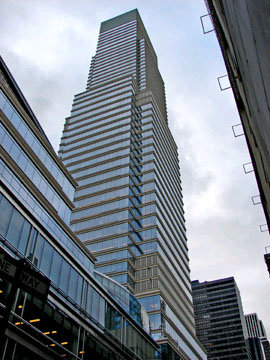 One beacon court at 151 east 58th st in sutton place for Bloomberg tower one beacon court