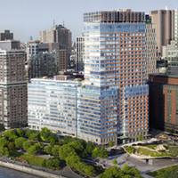 Riverhouse, One Rockefeller Park at 2 River Terrace in Battery Park City