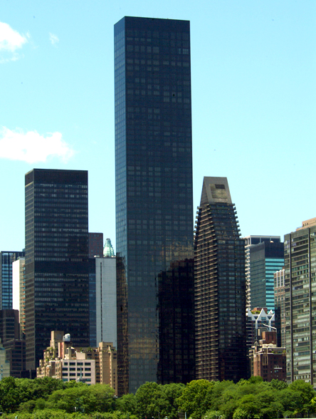 Trump World Tower At 845 United Nations Plaza In Turtle