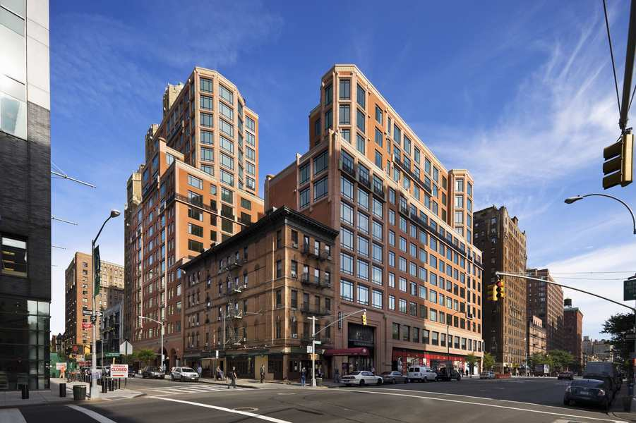 The Harrison At 205 West 76th St In Upper West Side