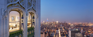 The Woolworth Tower Residences At 2 Park Pl In Tribeca