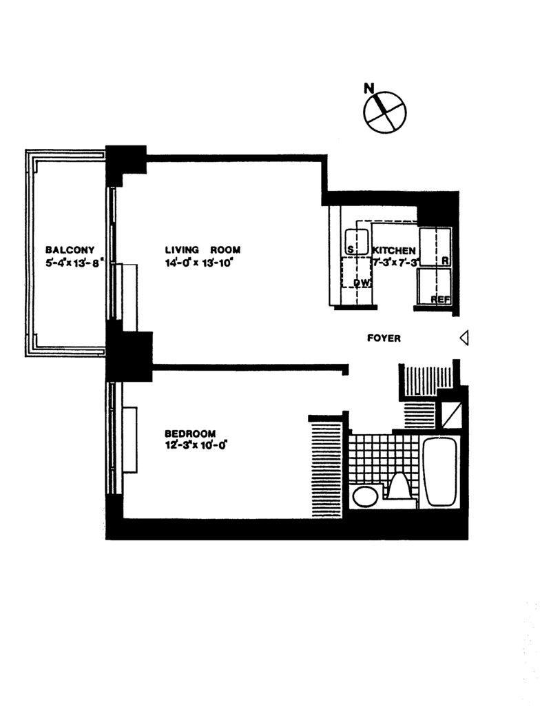 Nd Street Floor Plan