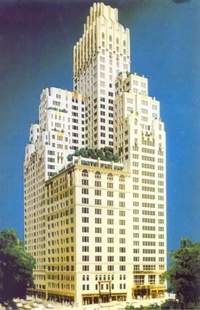 Trump Parc at 106 Central Park South in Central Park South