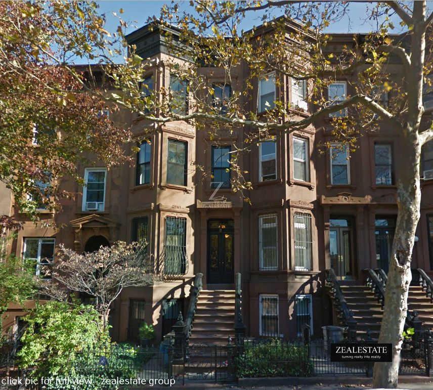 StreetEasy: 585 Carlton Avenue In Prospect Heights, #1