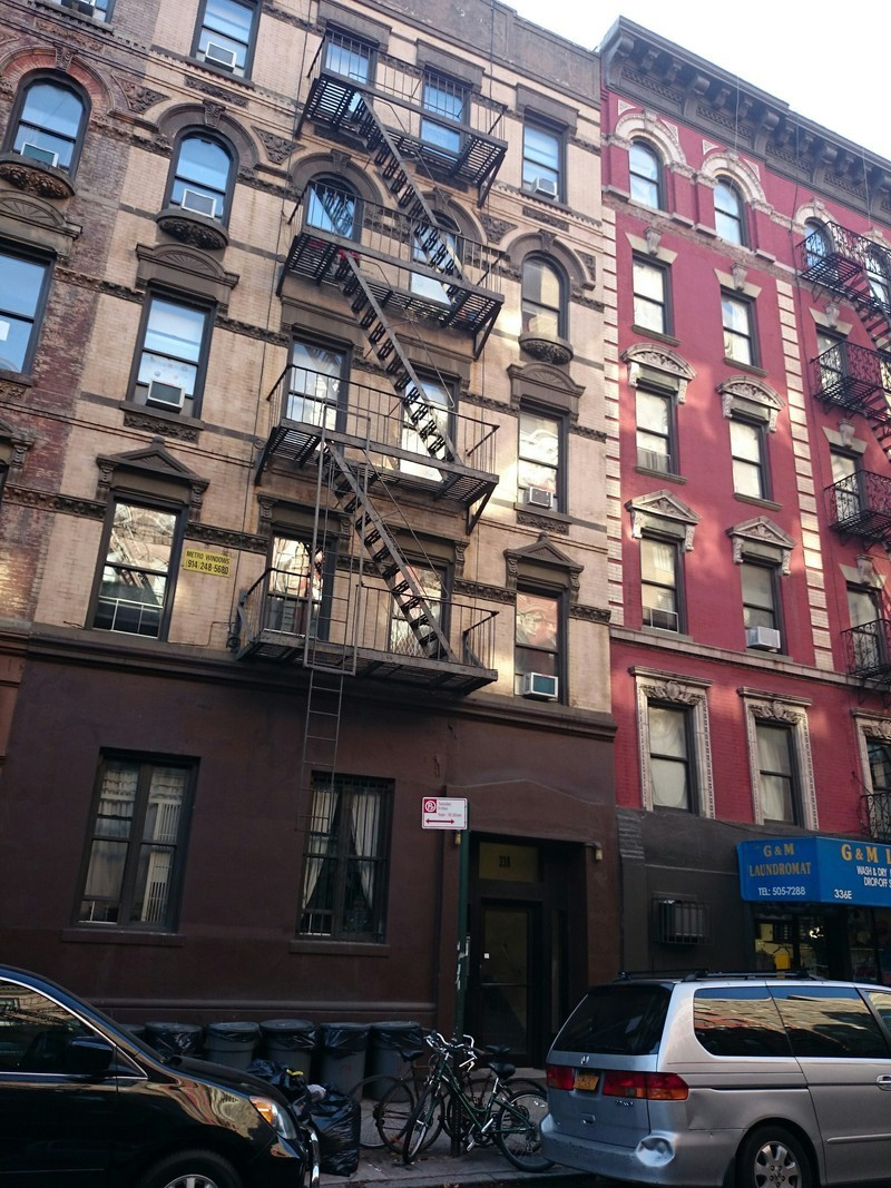 338 East 13th St. in East Village : Sales, Rentals ...