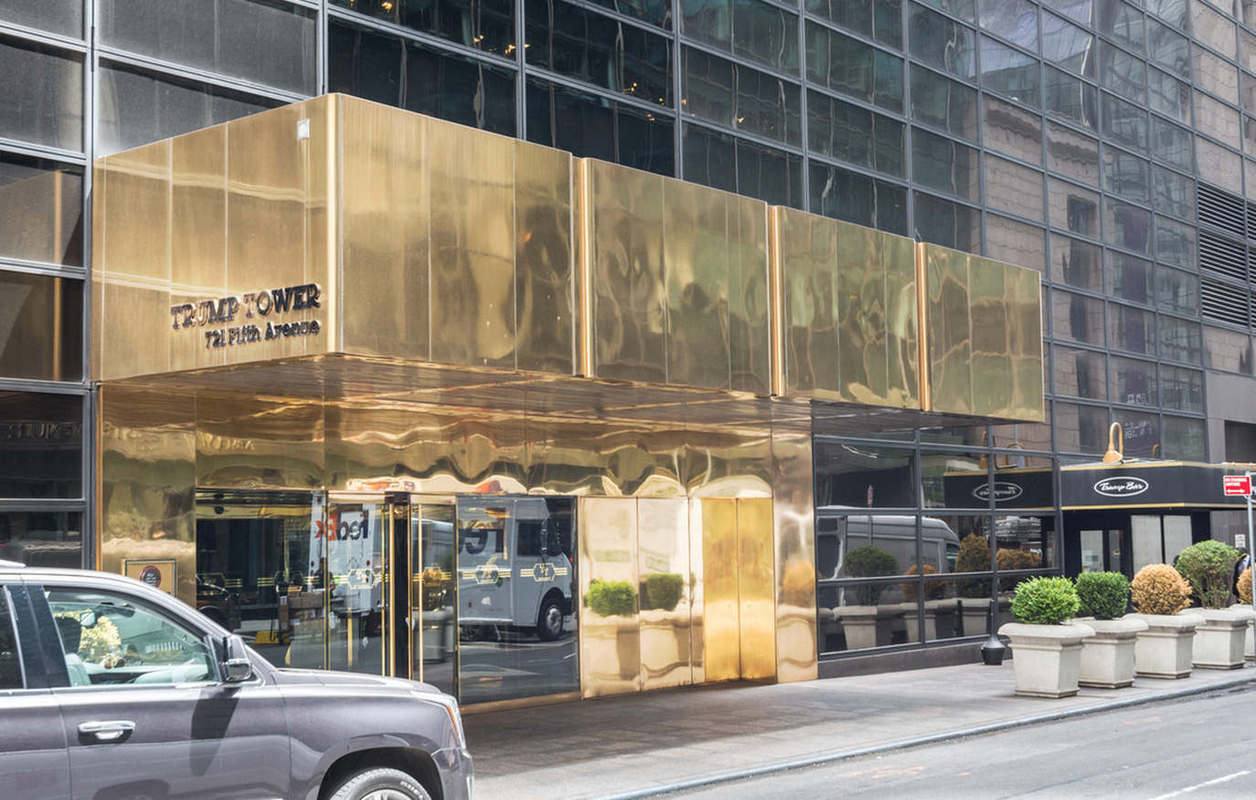 Trump Tower At 721 Fifth Ave In Midtown Sales Rentals