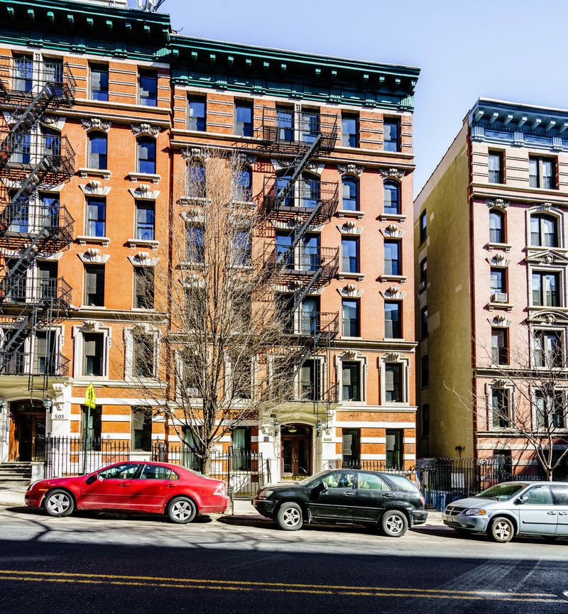 Streeteasy Rentals: 503 West 122nd St. In Morningside Heights : Sales, Rentals