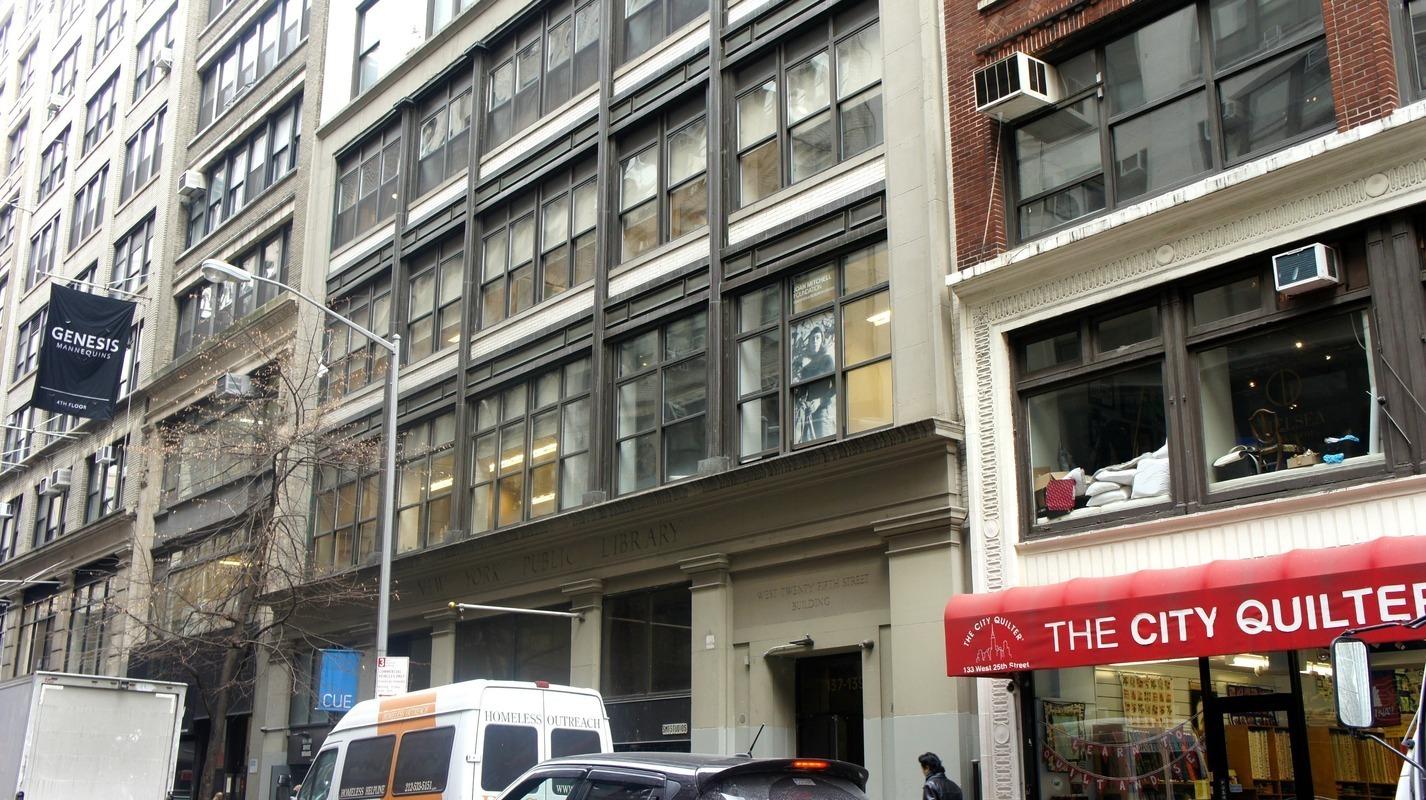 137 West 25th St In Chelsea Sales Rentals Floorplans
