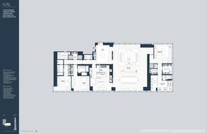 floorplan for 157 West 57th Street #67B
