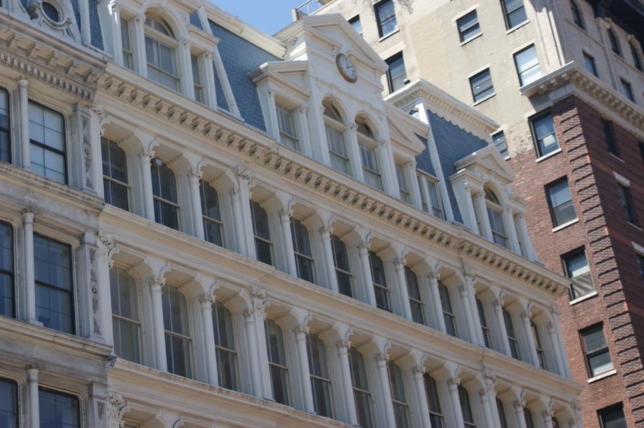 Building Robbins Leton 1 Bond Street New York
