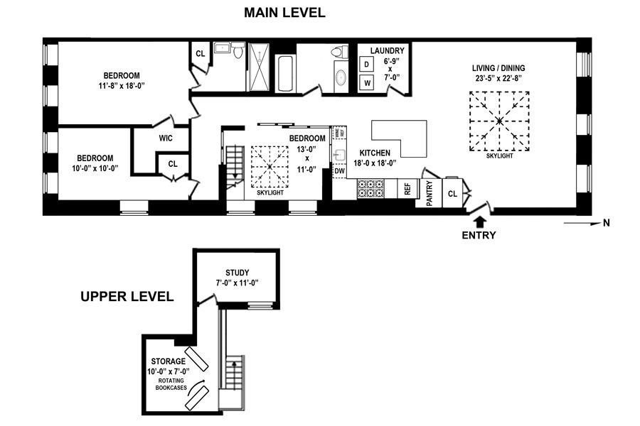 Streeteasy 835 broadway in greenwich village 4w sales for 11 east broadway 13th floor new york ny 10038