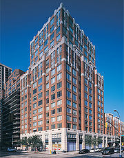Wellington Tower at 350 East 82nd Street in Yorkville