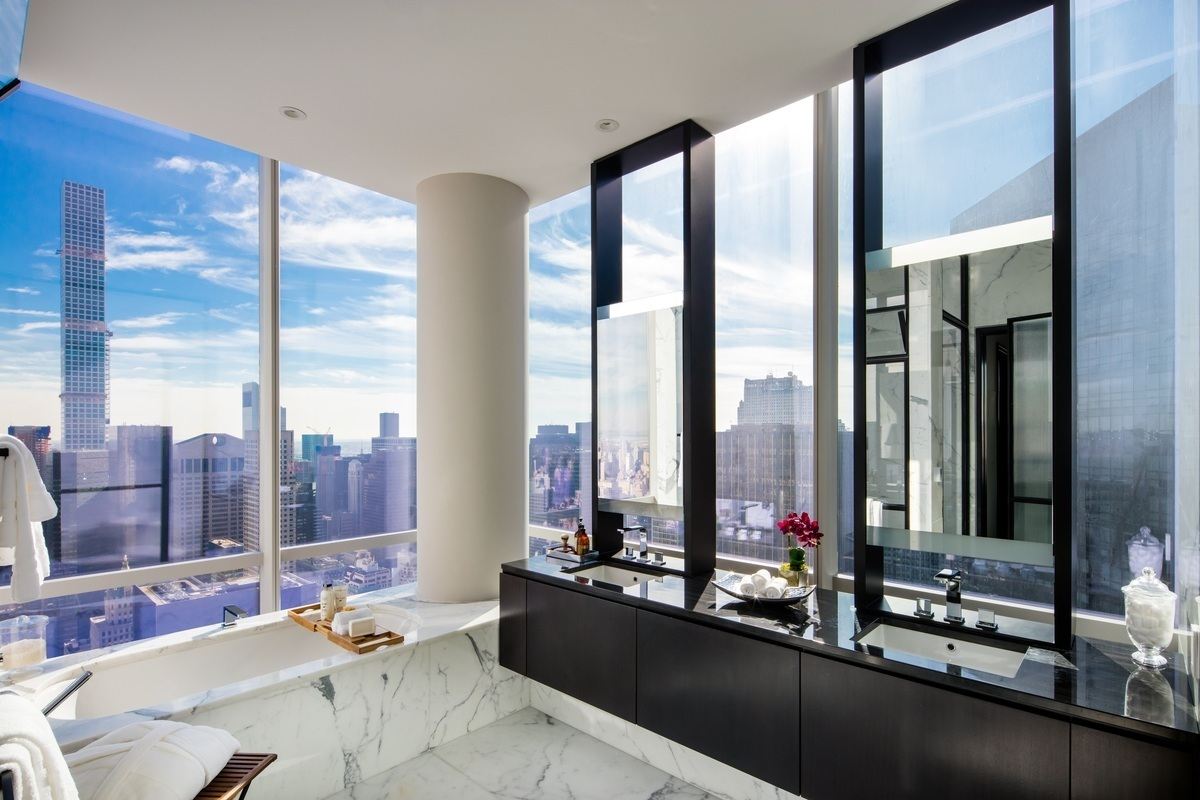 Streeteasy One57 At 157 West 57th Street In Midtown 60b
