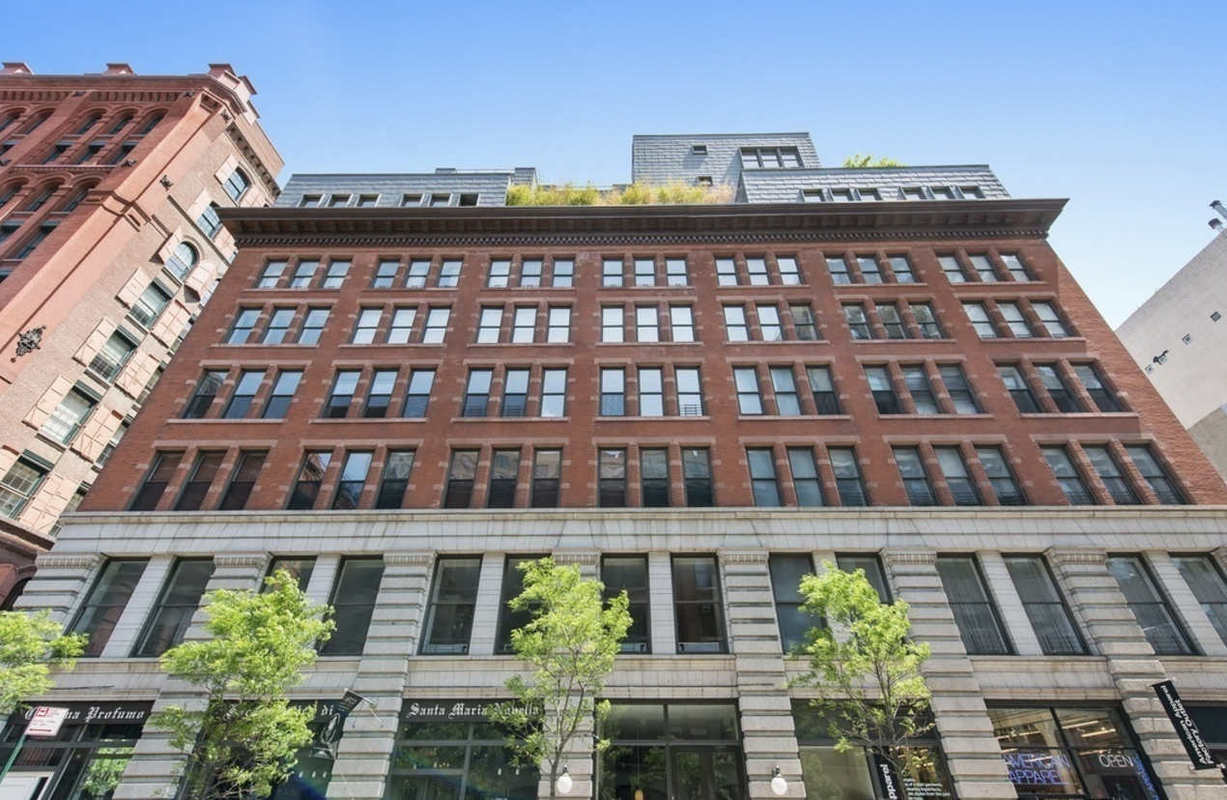 285 lafayette st in nolita sales rentals floorplans for David bowie nyc apartment