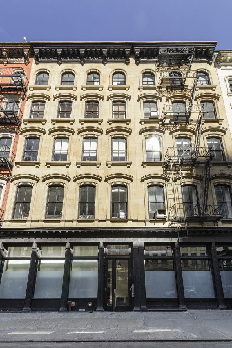 74 Reade St In Tribeca Sales Rentals Floorplans