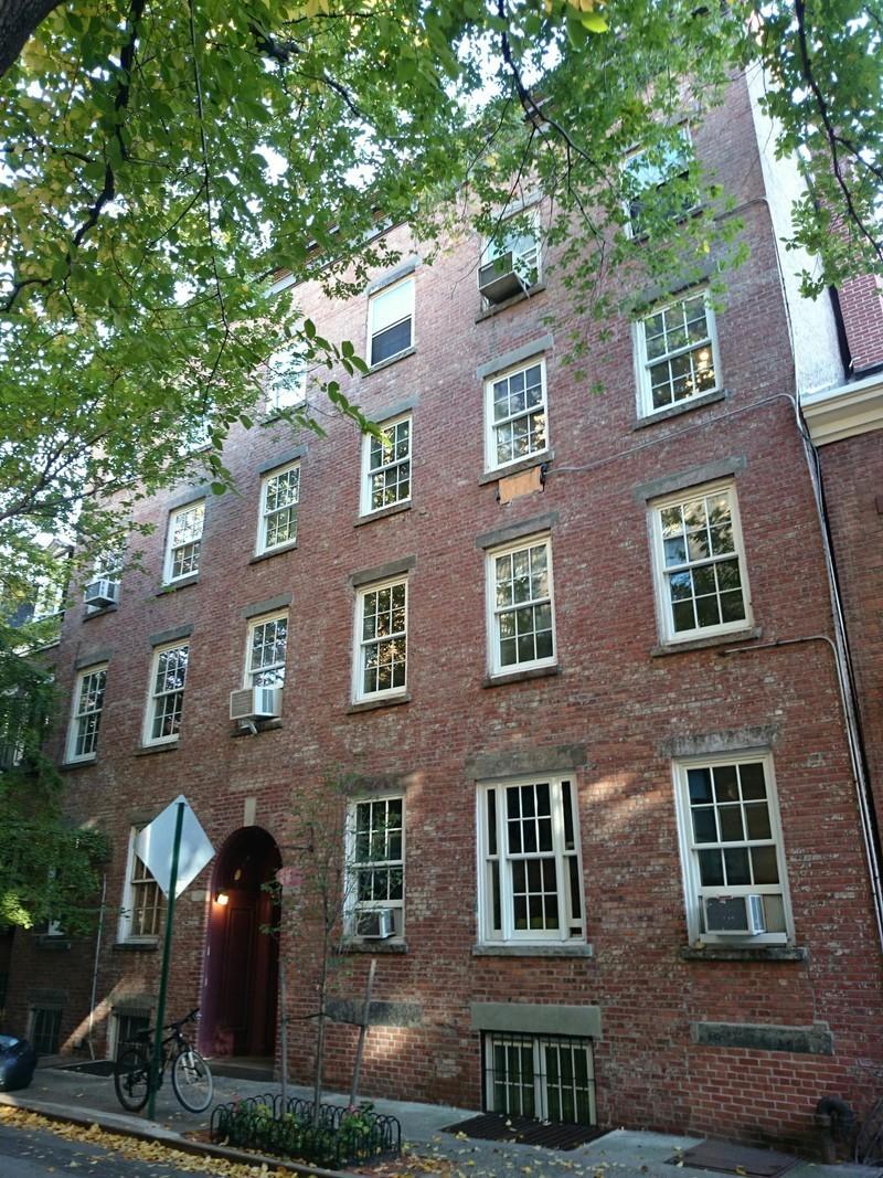 20 commerce street in west village manhattan naked for Manhattan west village apartments