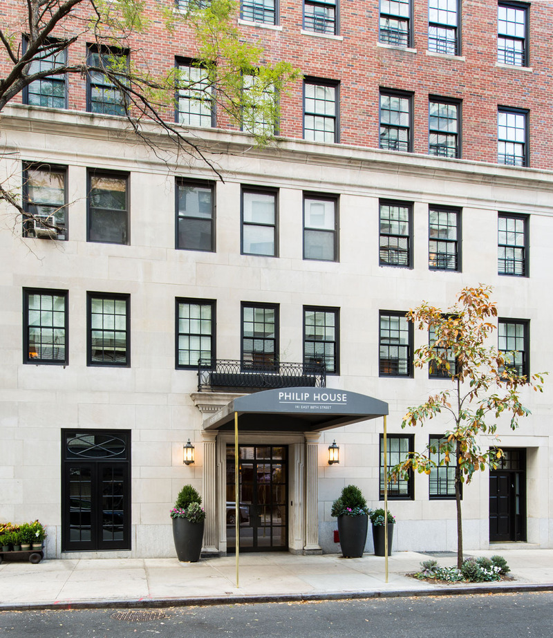 Philip House At 141 East 88th St. In Carnegie Hill : Sales