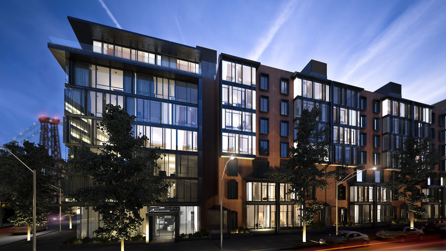 Oosten at 429 kent avenue in williamsburg brooklyn for Kent avenue apartments