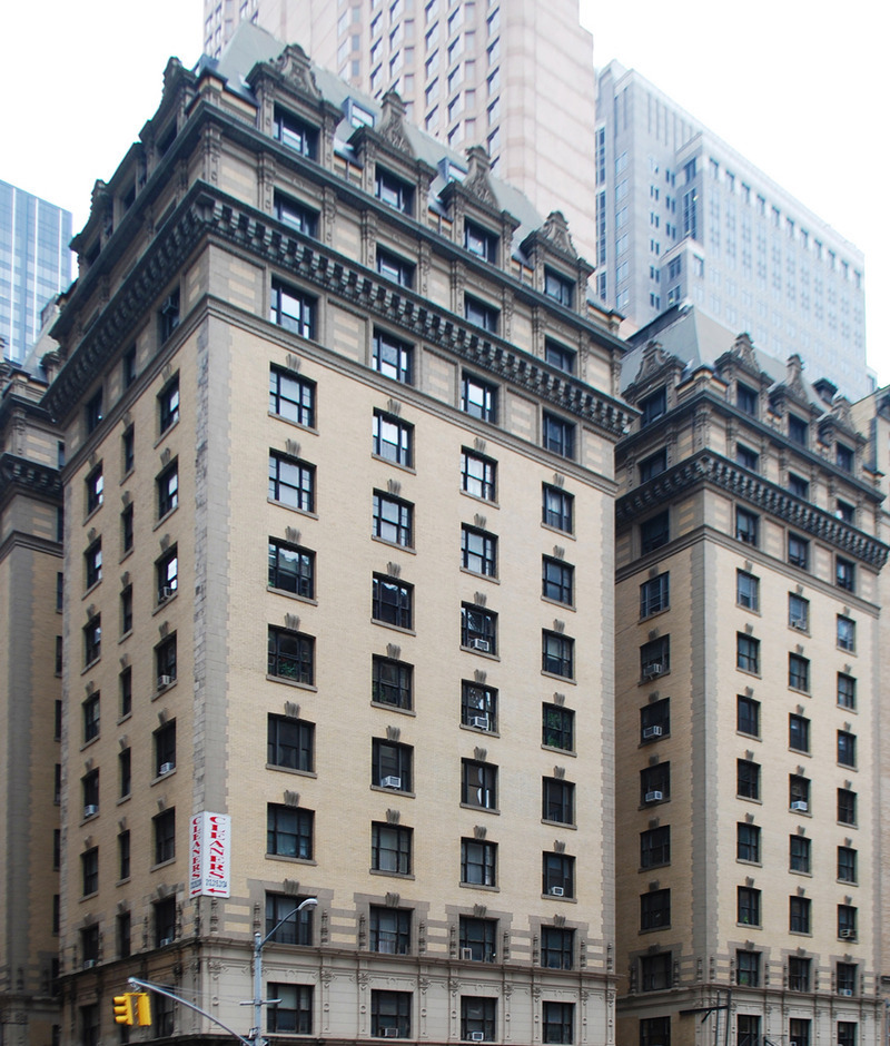 Rent Apartments Nyc: The Wyoming At 853 Seventh Ave. In Midtown : Sales