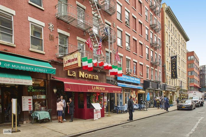 mulberry street  StreetEasy: 133 Mulberry Street in Little Italy, #5C - Sales ...