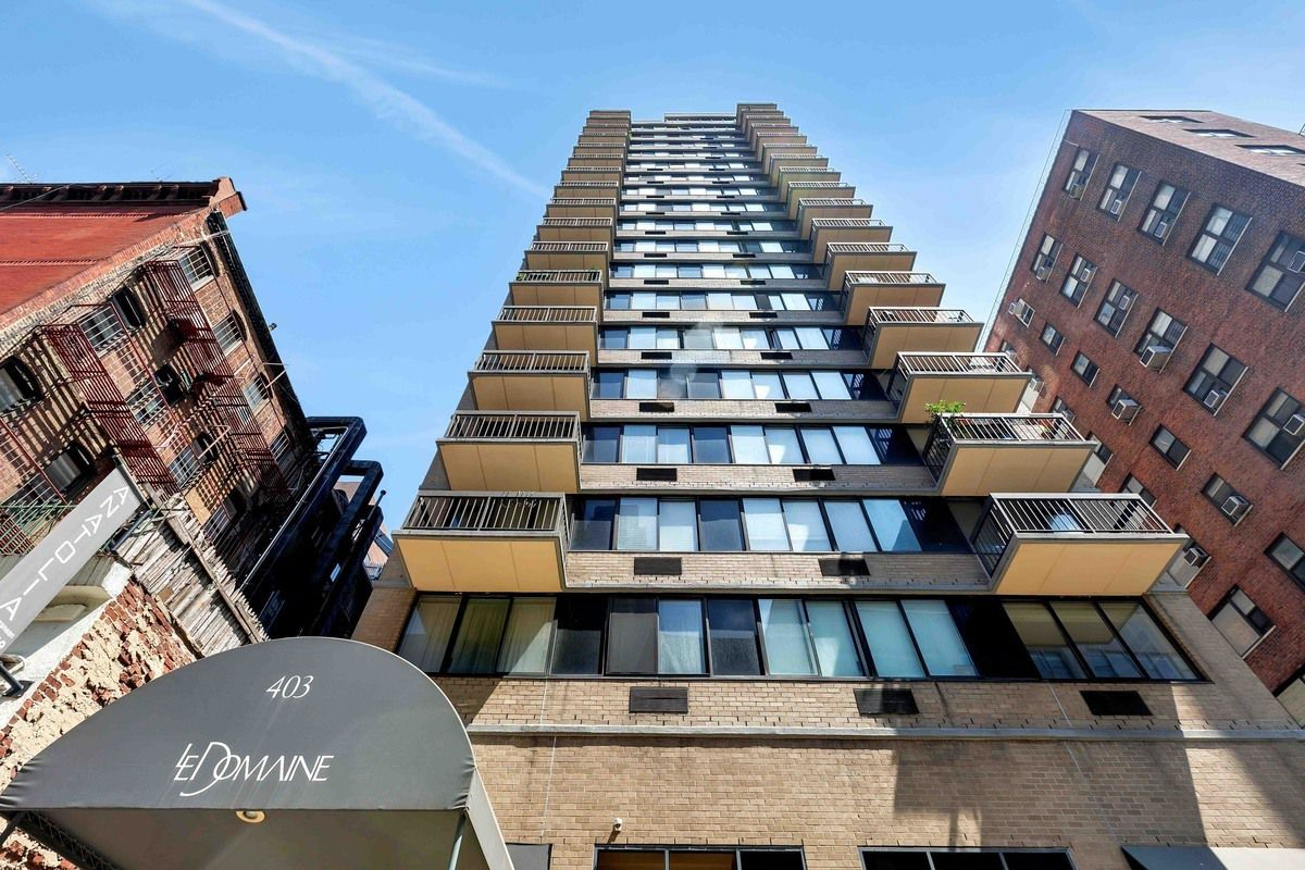 Streeteasy Le Domaine At 403 East 62nd Street In Lenox
