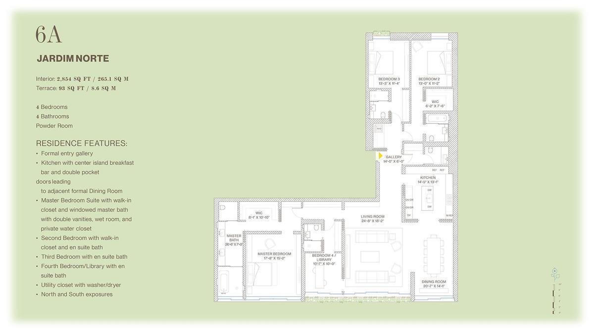 Jardim at 527 west 27th st in west chelsea sales for West 27th street nyc