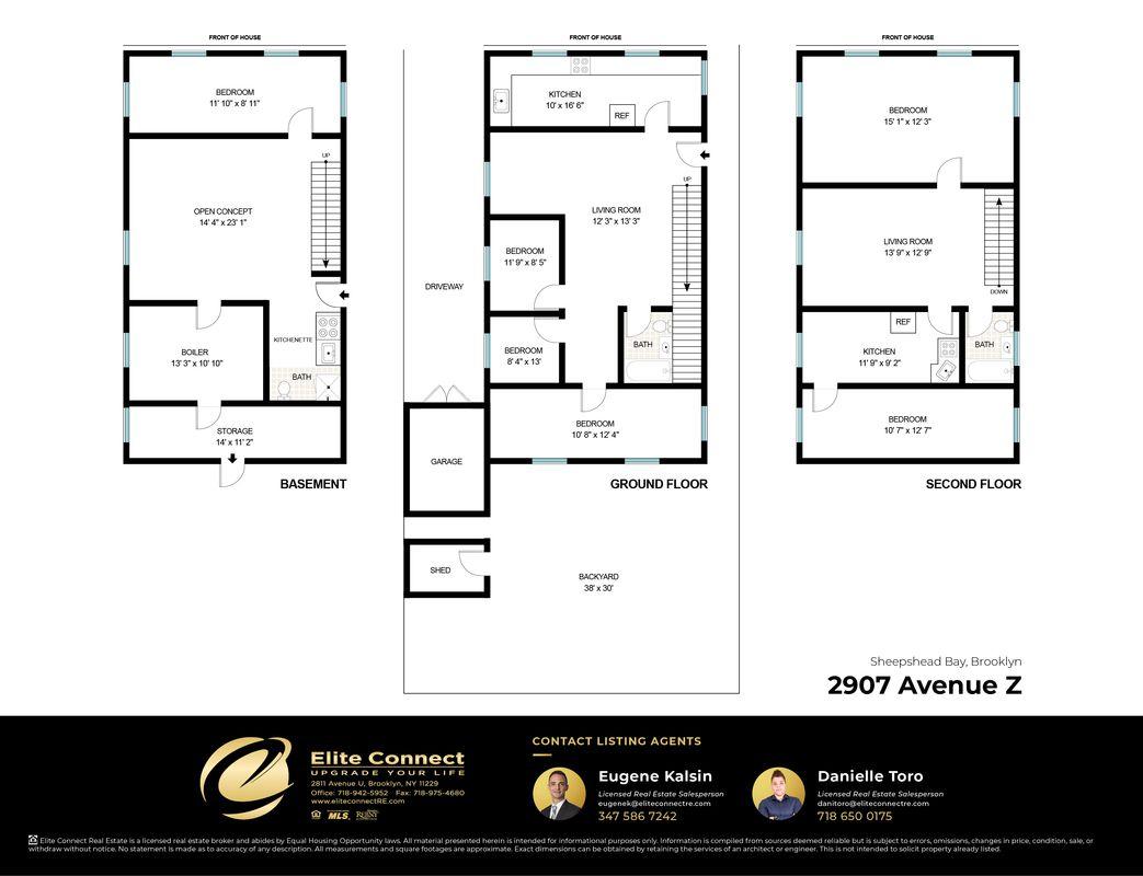 2800 Emmons Avenue Subway Map.2907 Ave Z In Sheepshead Bay Brooklyn Streeteasy