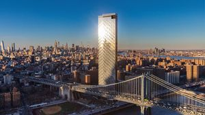 One Manhattan Square at 252 South Street in Two Bridges