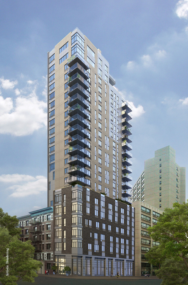 Condo In South Harlem 321 West 110th Street 18c