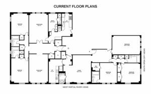 floorplan for 221 West 82nd Street #12FG