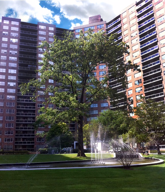 Apartments Forest Hills Queens Ny: Parker Towers At 104-20 Queens Blvd. In Forest Hills