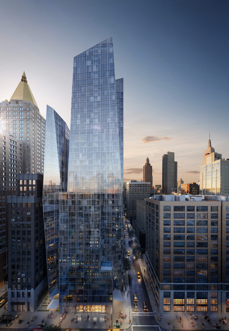 Are All Buildings Designed By Architects Nyc