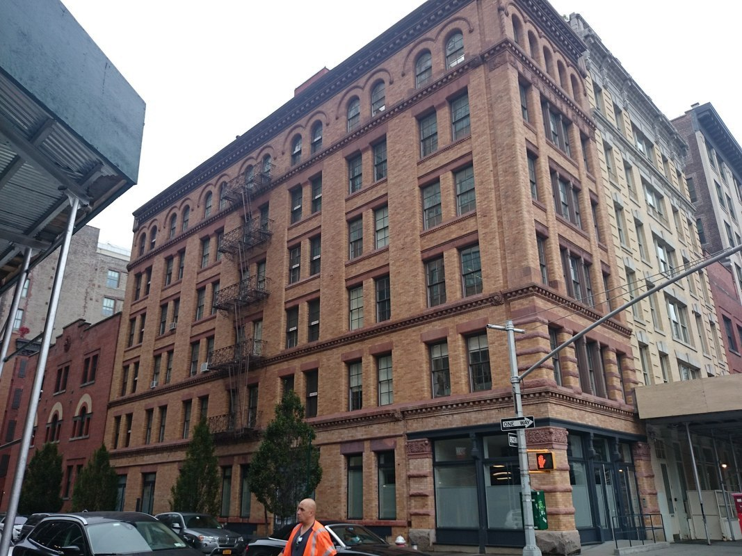 151 Hudson St In Tribeca Sales Rentals Floorplans