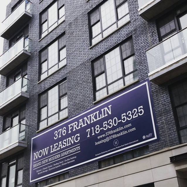 Naked Apartments: 376 Franklin Avenue In Bedford