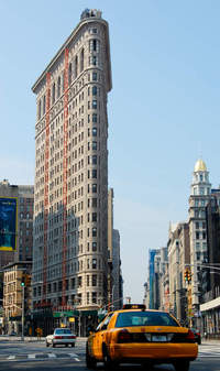 Building The Flatiron