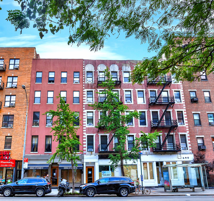 Apartments Downtown New York: 640 Tenth Ave. In Hell's Kitchen : Sales, Rentals