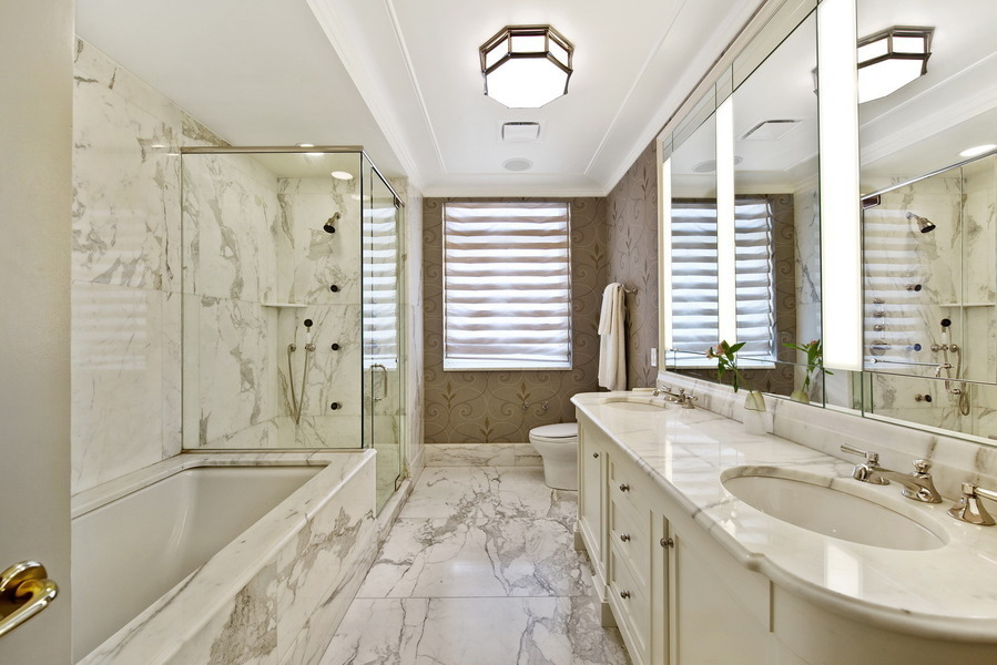 StreetEasy 48 Central Park West In Lincoln Square 48K Sales Beauteous Central Park Bathrooms