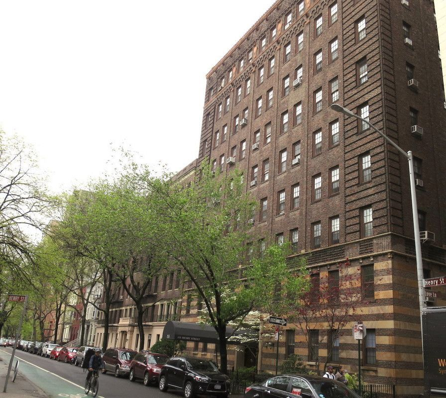 Streeteasy Rentals Brooklyn: StreetEasy: 155 Henry Street In Brooklyn Heights, #4A
