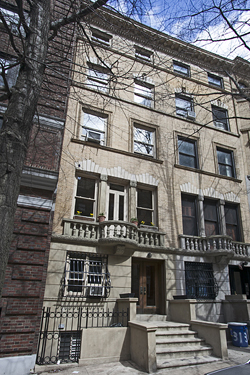 315 west 78th st in upper west side sales rentals for Manhattan townhouse for sale