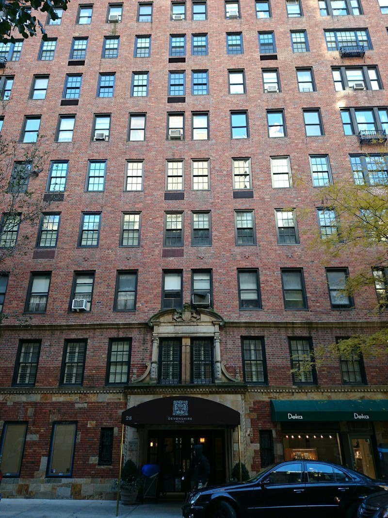 Devonshire House at 28 East 10th St  in Greenwich Village : Sales