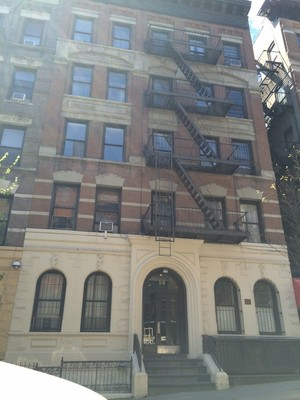 14 West 103rd Street in Manhattan Valley